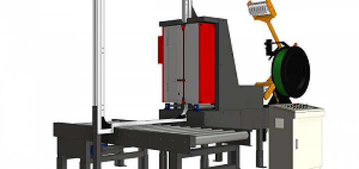 stretch wrapping machine, pallet stretch wrapper