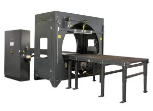 Panel packing machine